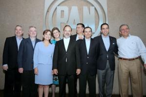 PAN Hacia el 2012